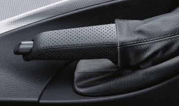 BMW M Leder Handbremsgriff 1er E81 E82 E87 E88 3er E90 E91 E92 E93 5er E60 E61 6er E63 E64 X1 E84 X3 E83 Z4 E85 E86