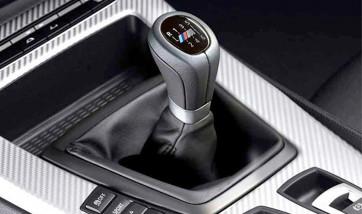 BMW M Leder-Sportschaltknauf 6-Gang inkl. Balg Z4 E89