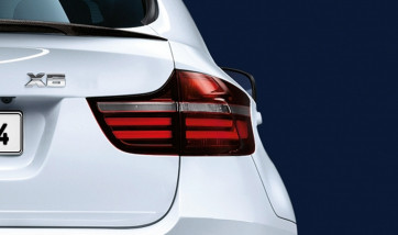 BMW M Performance Black Line Heckleuchte Heckklappe X6 E71 E72