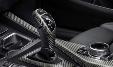 BMW M Performance Blende Gangwahlschalter Carbon 1er F20 F21 2er F22 F23 3er F30 F31 F34 4er F32 F33 F36 5er F07 7er F01 F02 X3 F25 X4 F26