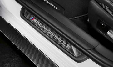 BMW M Performance Einstiegsleiste Carbon X3 G01 iX3 G08 BEV X3M F97 X4 G02 X4M F98