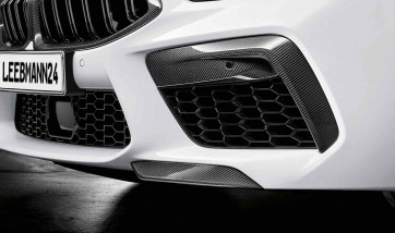 BMW M Performance Frontaufsatz Carbon M8 F91 F92 F93