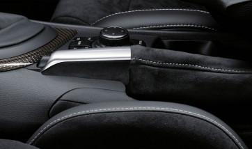 BMW M Performance Handbremsgriff mit Balg 1er E81 E82 E87 E88