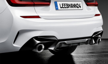 BMW M Performance Heckdiffusor Carbon 3er G20 G21