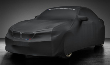 BMW M Performance Indoor Car Cover M2 F87