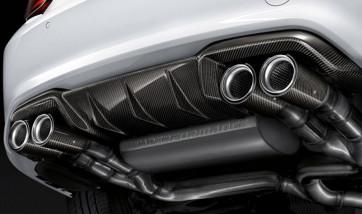 BMW M Performance Klappen Schalldämpfersystem M2 F87