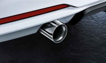 BMW M Performance Schalldämpfer 2er F22 F23 M235i/X (mit M Performance Aerodynamik-Paket)