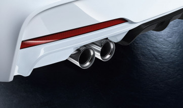 BMW M Performance Schalldämpfer 3er F30LCI F31LCI (330i/X) 4er F32 F33 F36 (430i/X) Schaltgetriebe