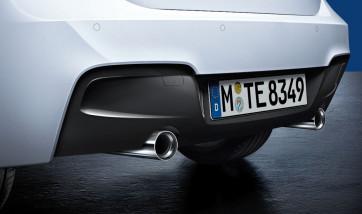 BMW M Performance Schalldämpfer 1er F20 F21 M135i/X
