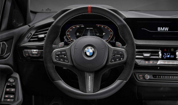 BMW M Performance Schaltwippen Carbon 1er F40 2er F44 3er G20 G21 M3 G80 4er G22 G23 M4 G82 Z4 G29