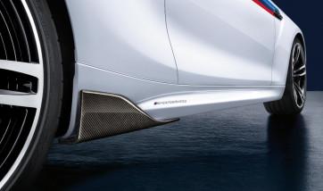 BMW M Performance Schwelleraufsatz Carbon M2 F87