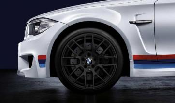 BMW Alufelge M Performance Y-Speiche 359 schwarz matt 10J x 19 ET 25 Hinterachse 1er M E82 M3 E90 E92 E93