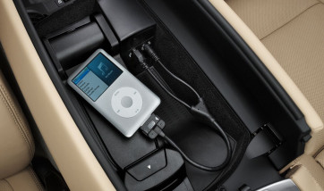 BMW Media Adapter für Apple iPod / iPhone 4 4S (30-poliger Dock-Connector)