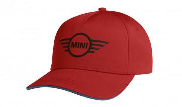 MINI Cap Contrast Edge Wing Logo