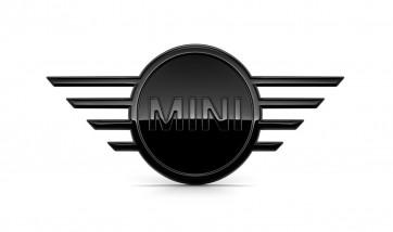 MINI Emblem hinten F54
