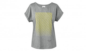 MINI Damen T-Shirt grau (Signet)
