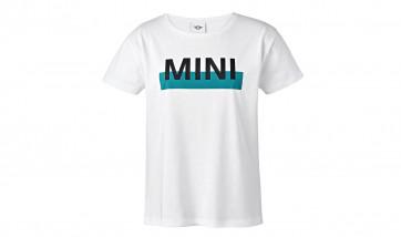 MINI Damen T-Shirt weiß