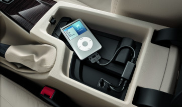 BMW Music Adapter für Apple iPod / iPhone 4 4S (30-poliger Dock-Connector)