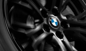 BMW Nabenabdeckung feststehend groß