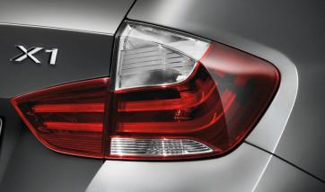 BMW Heckleuchte Black Line X1 E84 (High für Fahrzeuge mit Xenon-Licht)