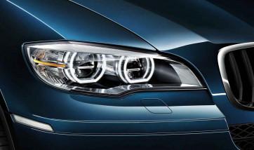 BMW Nachrüstsatz LED Scheinwerfer X5M E70 X6 E71