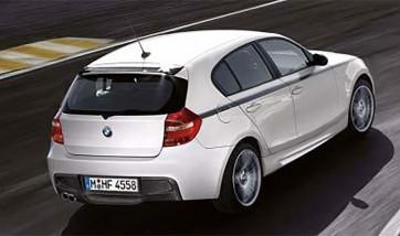 BMW Performance Aerodynamik-Paket Seitenschweller, grundiert 1er E81 E82 E88
