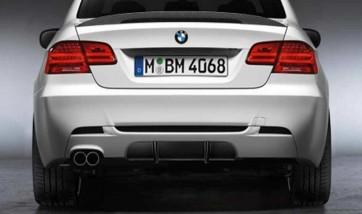 BMW Performance Aerodynamik-Diffusorpaket 3er E92 E93 (außer 335i/d)