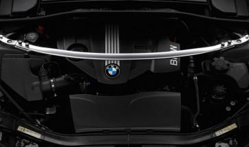 BMW Performance Domstrebe Alu 1er E81 E82 E87 E88 3er E90 E91 E92 E93