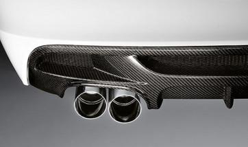 BMW Performance Schalldämpfer-System 3er E90 E91 316i 318i 320i (N45, N46)