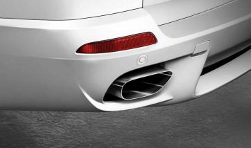BMW Performance Schalldämpfer-System X5 E70 35i (N55)