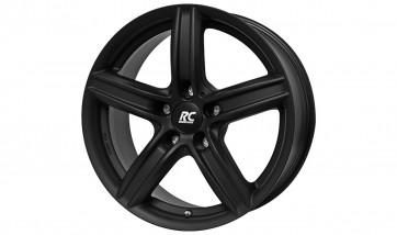 RC-Design Kompletträder RC21 schwarz klar matt 17 Zoll 3er F30 F31 5er E60 E61