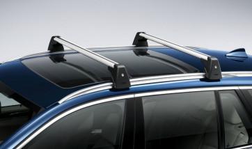 BMW Grundträger X6 F16 mit Dachreling