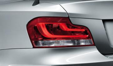 BMW Heckleuchten Black Line 1er E82 E88 Basic