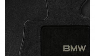 BMW Satz Fussmatten Velours X (Allrad) anthrazit 6er F12 F13