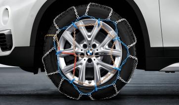 BMW & MINI Schneekette Comfort 3er F30 F31 G20 G21 4er F32 F33 F36 X1 F48 X2 F39 MINI F60