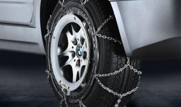 BMW Schneekette Rud-Matic Disc 5er E60 E61 F10 6er E63 E64 7er E38