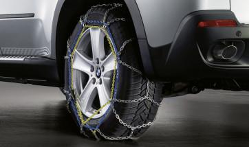 BMW Schneekette Rud-Matic Comfort 1er E81 E82 E87 E88 F20 F21 3er E46