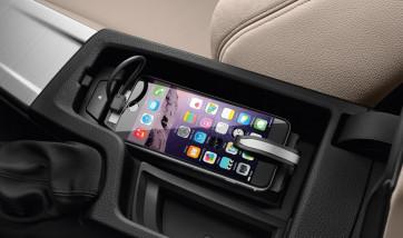 BMW Snap-In Adapter Connect Universal für iPhone Geräte mit Lightning Stecker