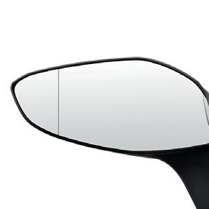 Spiegelglas asphärisch Set für BMW C 650 GT
