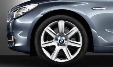BMW Alufelge Sternspeiche 272 silber 9,5J x 19 ET 39 Hinterachse BMW 5er F07