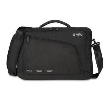 BMW Messenger Tasche Modern schwarz