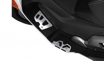 BMW Trittbretteinsatz verchromt Mitte K18