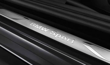 BMW Einstiegsleiste vorne Sport Line 1er F20 2er F45 F46 3er F30 F31 F34 4er F36 X1 F48