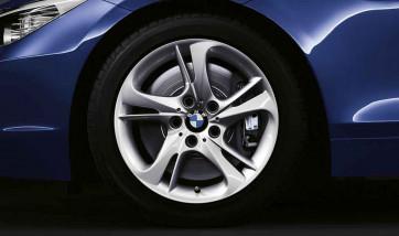 BMW Alufelge Turbinen-Styling 292 silber 8J x 17 ET 29 Vorderachse / Hinterachse BMW Z4 E89