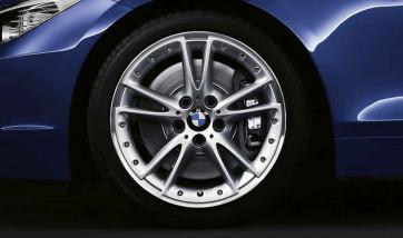BMW Alufelge V-Speichen-Verbundrad 294 silber 8J x 18 ET 29 Vorderachse BMW Z4 E89
