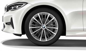 BMW Alufelge Vielspeiche 781 ferricgrey 7,5J x 18 ET 25 Vorderachse / Hinterachse 3er G20 G21