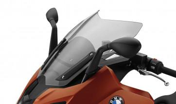 BMW Windschild Sport getönt K18