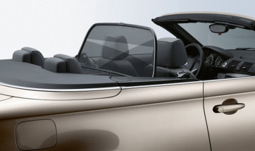 BMW Windschutz schwarz Cabrio 1er E88