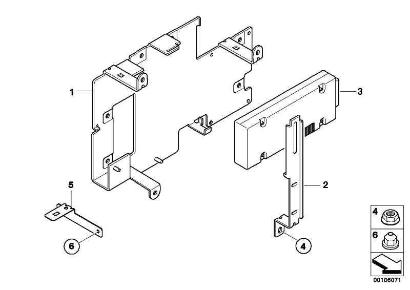 Sechskantmutter M5-8-ZNT        1er 3er 5er 6er 7er X1 X3 X5 X6 Z4 MINI  (07129906048)