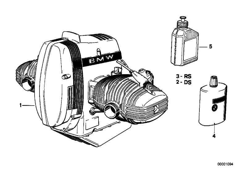 Reparatursatz Ölwechsel für Ölkühler   (11009056146)